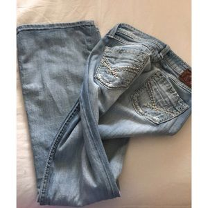 Buckle Jeans 27x31.5